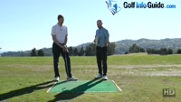 Pitching from the rough – Video lesson by PGA pros Pete Styles and Matt Fryer