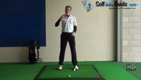 Player and Pavin Pro Golfers with the Hot Running Draw, Golf Video - by Pete Styles