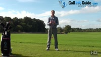Playing A Golf Draw On The Course For The First Time Video - by Pete Styles