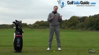 Playing Long Golf Iron Shots Video - by Pete Styles