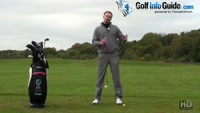 Playing Short Golf Iron Shots Video - by Pete Styles