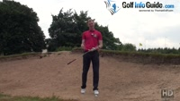 Playing The Golf Bunker Shot Properly Video - by Pete Styles