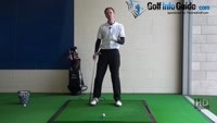 Position Your Back Foot for Better Golf Shots Video - by Pete Styles