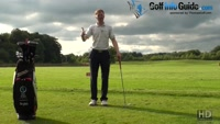 Practice Curving The Golf Ball Deliberately Video - by Pete Styles