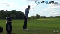 Practice Hitting A Golf Push Shot To Learn A Power Fade Video - Lesson B by PGA Pro Pete Styles