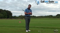 Practicing Golf Swing Path On The Range Not The Course Video - by Peter Finch