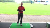 Practicing The Golf Knock Down Shot Video - by Peter Finch