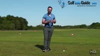 Practicing To Stop Shanks When Golf Chipping Video - Lesson by PGA Pro Peter Finch