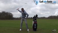 Practicing The Golf Down Swing Video - by Pete Styles
