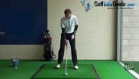 Pre-Shot Swing Waggle Serves Several Purposes - Golf Video - by Pete Styles