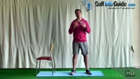 PreRound Back Stretch Video - by Peter Finch
