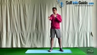 Pre-Round Forearm Stretches Video - by Peter Finch