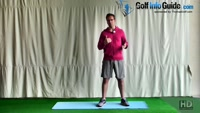 Pre-Round Golf Swing Shoulder Stretch Video - by Peter Finch