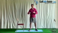 Pre-Round Hamstring Stretch Video - by Peter Finch