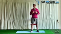 Pre-Round Hip Stretch Video - by Peter Finch