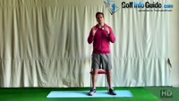 Pre-Round Hip and Back Stretch Video - by Peter Finch