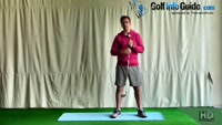 Pre-Round Kneeling Hip Stretch Video - by Peter Finch