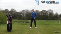 Preparing To Fix The Problem Of A Golf Reverse Pivot Video - by Pete Styles