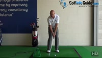 Problem and Cure How to Handle Golf Bunker Shot Near Back Lip - Senior Golf Tip Video - by Dean Butler