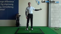 Problem and fix - Chip shots fat or thin, Golf Video - by Pete Styles