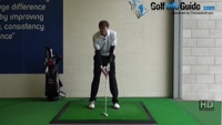 Problem of Not Getting the Golf Ball Up: Cure Hit Down Onto the Back of the Golf Ball Video - by Pete Styles
