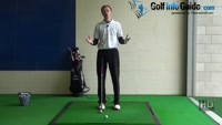 Proper Golf Chipping Setup Video - by Pete Styles