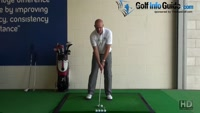 Proper Swing Release Very Close Forearms - Senior Golf Tip Video - by Dean Butler