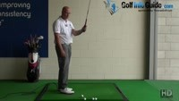 Proper Swing Use of Your Fingers - Senior Golf Tip Video - by Dean Butler