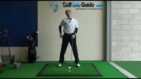 Proper Weight Shift on Takeaway and Downswing - Correct a Reverse Pivot Golf Video - by Pete Styles