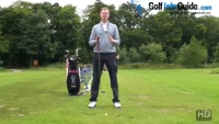Properly Manage Your Weight Transfer in the Golf Swing Video - by Pete Styles