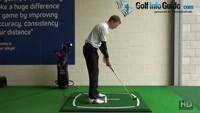 Pull Down Right Elbow to Stop Casting Club Video - Lesson by PGA Pro Pete Styles