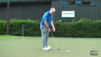 Putting Grip Lesson by PGA Teaching Pro Adrian Fryer Video