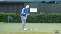 Putting Stroke Lesson by PGA Teaching Pro Adrian Fryer Video