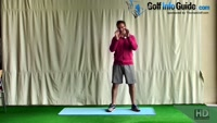 Quad Rocking For Golf Swing Stability Video - by Peter Finch