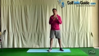 Reach Down Calf Stretch For Lower Half Spring Video - by Peter Finch