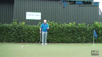 Reading Putts Lesson by PGA Teaching Pro Adrian Fryer Video