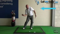 Reasons and Benefits Golf Downswing Squat Senior Golf Tip Video - by Dean Butler