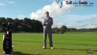 Relax Your Grip Pressure In Your Golf Swing Video - by Pete Styles