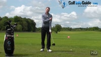 Relaxed Hands To Increase Golf Shot Distance Video - by Pete Styles