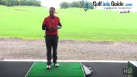 Relaxing The Hands To Fix A Golf Hook Shot Video - by Peter Finch
