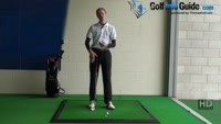 Release Golf Club to Hit Running Chip Shot Video - by Pete Styles