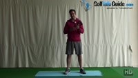 Resistance Band Shoulder Press For Golf Strength Video - by Peter Finch