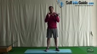 Resistance Band Squats For Explosive Golf Impact Video - by Peter Finch