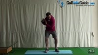 Resistance Band Standing Calf Raises For Base Swing Power Video - by Peter Finch