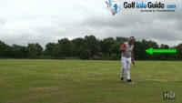 Reverse The Finish Position - Golf Drill Video - by Peter Finch