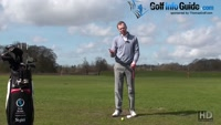 Right Elbow Golf Swing Position Drills Video - by Pete Styles