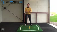 Right Hand Golf Tip: Aim your Body Right to Help Increase your Backswing Turn Video - by Peter Finch
