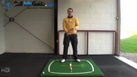Right Hand Golf Tip: Create a Full Shoulder Turn to Help reduce a Slice Video - by Peter Finch
