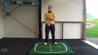 Right Hand Golf Tip: How Best to Chip from Sidehill Lies Video - by Peter Finch