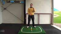 Right Hand Golf Tip: How Best to Create a Good Release at Impact Video - by Peter Finch